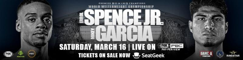 Mikey Garcia - When you have boxers like Errol Spence, Jr. and Mikey Garcia, two undefeated world champions, both ranked in the top five among the best pound-for-pound boxers in the world and vying for supremacy in the hottest division in boxing, a debate about who wins is bound to break out.