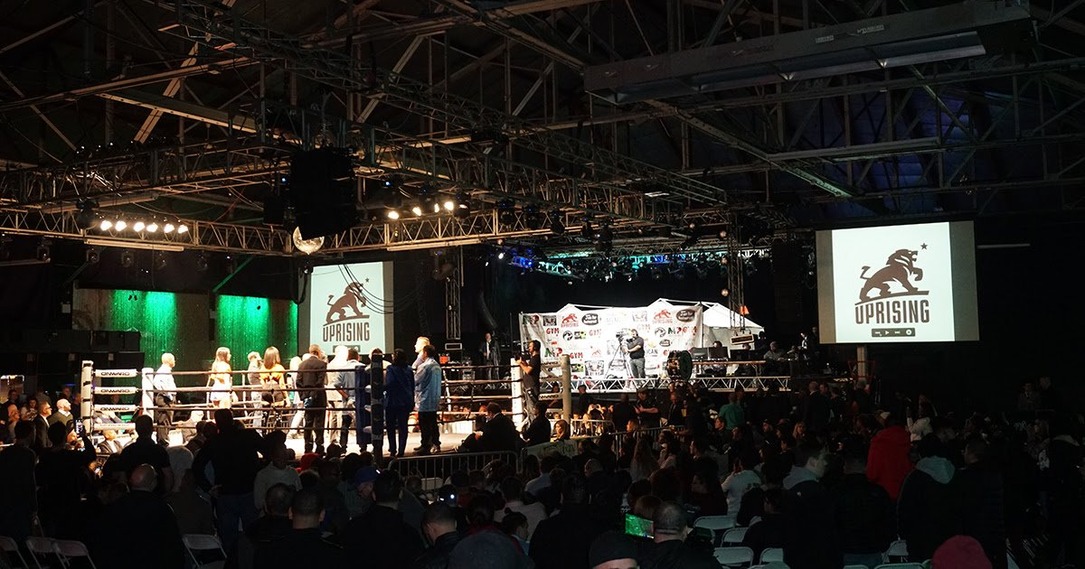 - Ronson Frank's Uprising Promotions will be returning to Club Amazura this Friday, March 8, presenting another entertaining night of boxing in association with The New Mexican Promotion.