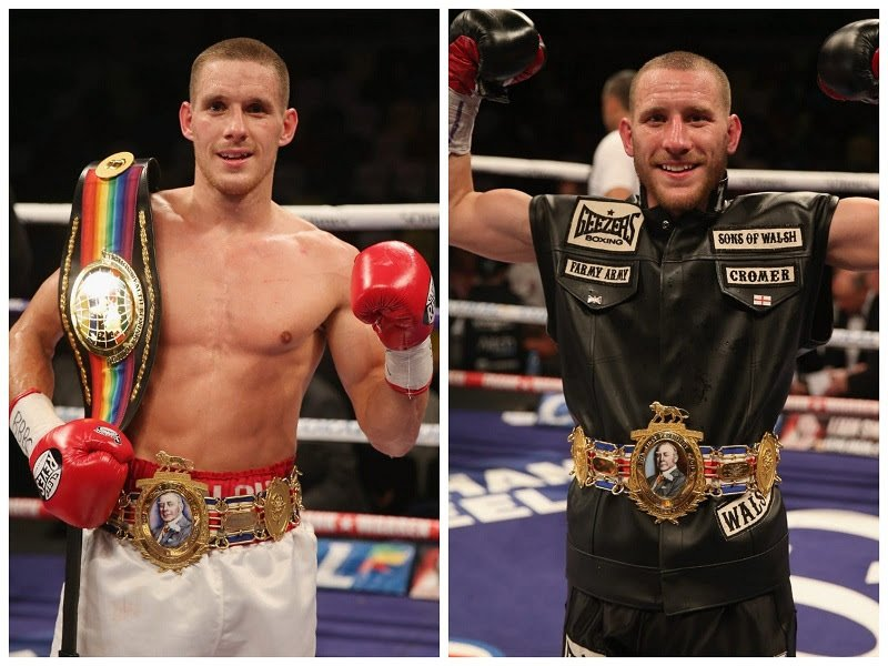 Liam Walsh - MTK Global is delighted to announce the signing of brothers Liam and Ryan Walsh, who fight under renowned trainer Graham Everett.