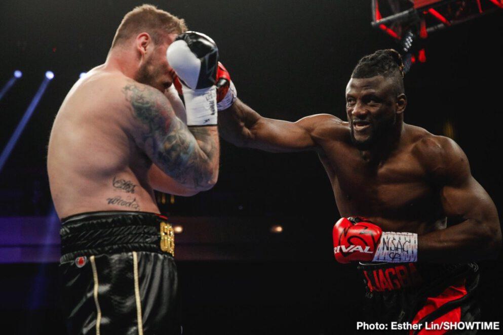 Rances Barthelemy, Robert Easter Jr., Viktor Postol - Boxing News