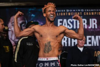 Rances Barthelemy, Robert Easter Jr. - Boxing News