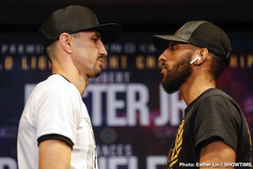 Rances Barthelemy, Robert Easter Jr. - Boxing News