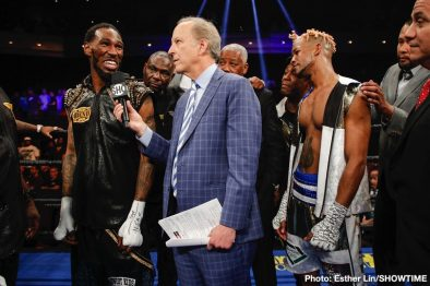 Rances Barthelemy Robert Easter Jr. Viktor Postol Boxing News Boxing Results Top Stories Boxing