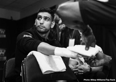 Amir Khan Shakur Stevenson Teofimo Lopez Terence Crawford Boxing News Boxing Results Top Stories Boxing