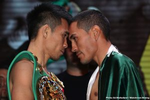Srisaket Sor Rungvisai - This Friday DAZN begins a stretch run full of meaningful fights that will last all the way to mid-June. Headlined by a rematch between Srisaket Sor Rungvisai and Juan Francisco Estrada, this impressive slate of fights over the next two days should be a good primer for DAZN's crown jewel to this point in Canelo Alvarez versus Daniel Jacobs on Cinco-De-Mayo weekend. Other fights on the boxing schedule include the co-feature 122-pound unification in Roman vs. Doheny and Prograis vs. Relikh as part of the World Boxing Super Series.