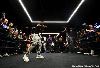 Amir Khan Terence Crawford Boxing News