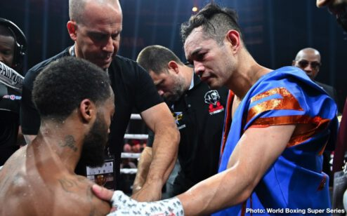 Kiryl Relikh, Nonito Donaire, Regis Prograis, Stephon Young - Boxing News