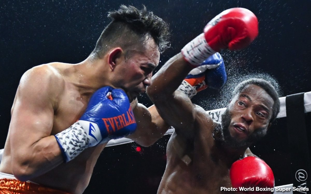 Kiryl Relikh Nonito Donaire Regis Prograis Stephon Young Boxing News Boxing Results Top Stories Boxing