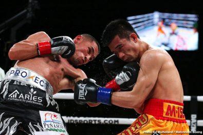 Daniel Roman Jessie Vargas Juan Francisco Estrada Srisaket Sor Rungvisai Boxing News Boxing Results Top Stories Boxing