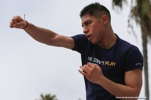 Humberto Soto - Two-weight World champions Jessie Vargas and Humberto Soto collide on Friday night at The Forum, Inglewood, and Vargas believes their clash will steal the show live on DAZN in the US and Sky Sports in the UK.