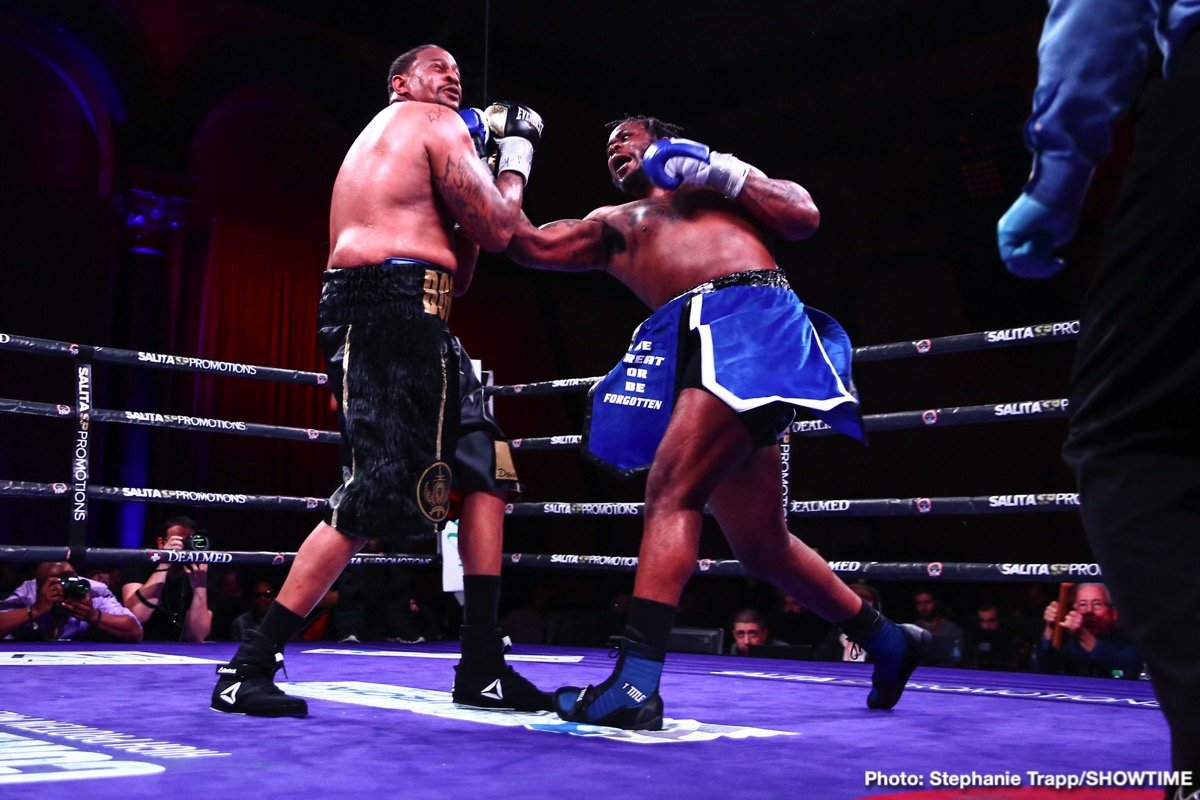 - Last night on the under-card of the big female world title clash between Claressa Shields and Christina Hammer, unbeaten heavyweight contender Jermain Franklin came through after a pretty hard night's work with veteran Rydell Booker. Franklin, just 25 years of age, had to overcome plenty of veteran moves by Booker on the way to his ten-round unanimous decision win. Scores were 99-91 and 98-92, 98-2.