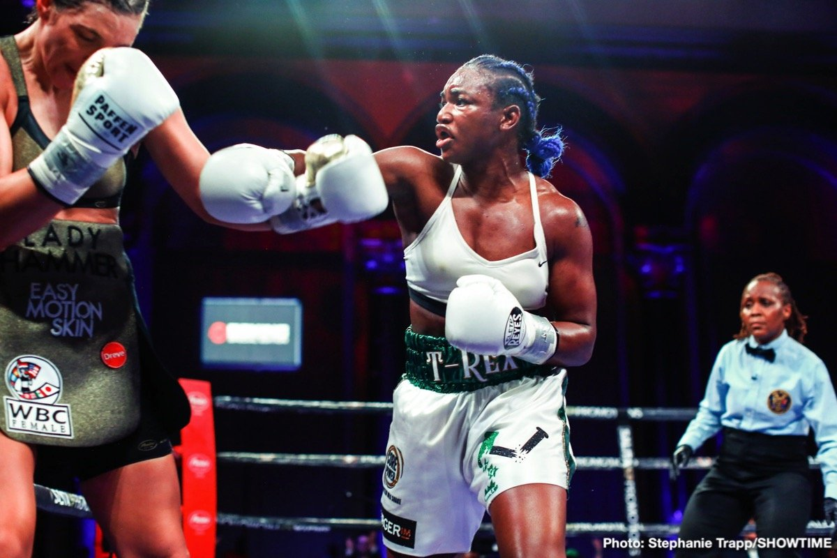 "Claressa ""T-Rex"" Shields - CELEBRATION OF CLARESSA SHIELDS TO BE HELD SATURDAY IN HOMETOWN OF FLINT, MICHIGAN"