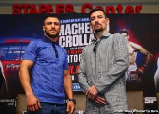 Anthony Crolla, Vasiliy Lomachenko - Boxing News