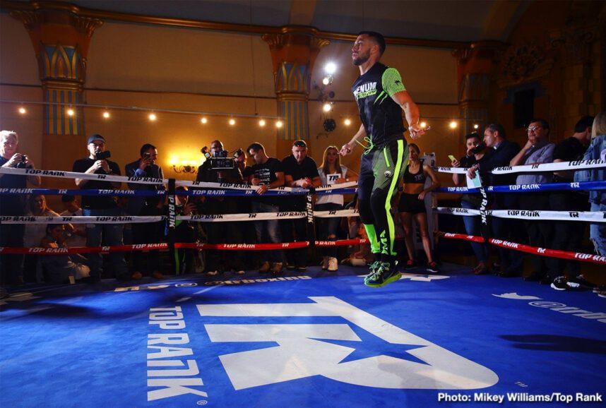 Anthony Crolla, Gilberto Ramirez, Tommy Karpency, Vasiliy Lomachenko - Boxing News