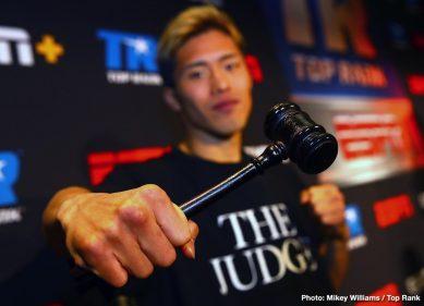ESPN Jamel Herring Masayuki Ito Press Room