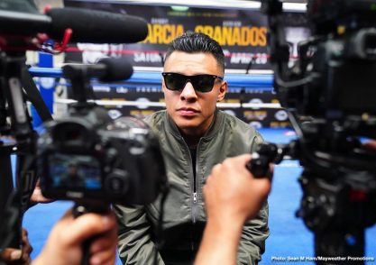 Adrian Granados Danny Garcia Boxing News Top Stories Boxing