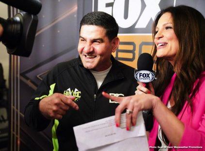 Adrian Granados Alexander Dimitrenko Andy Ruiz Jr Danny Garcia Boxing News Top Stories Boxing