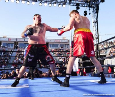 Adrian Granados Alexander Dimitrenko Andy Ruiz Jr Brandon Figueroa Danny Garcia Boxing News Boxing Results Top Stories Boxing