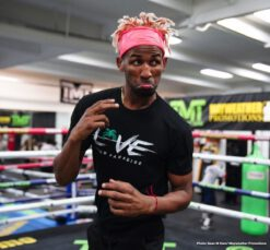 Rances Barthelemy, Robert Easter Jr., Viktor Postol - Former Two-Division World Champion Barthelemy Takes on Robert Easter Jr. for WBA Lightweight Title This Saturday, April 27 Live on SHOWTIME® from The Chelsea Inside The Cosmopolitan of Las Vegas and Presented by Premier Boxing Champions.