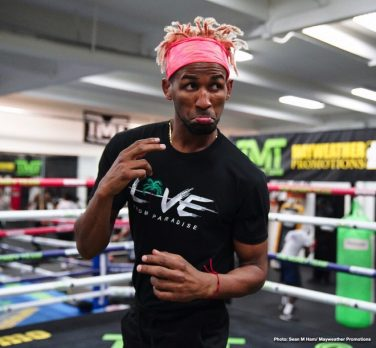 Mohamed Mimoune Rances Barthelemy Robert Easter Jr. Viktor Postol Boxing News
