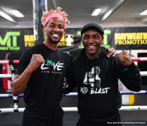 Rances Barthelemy - Former Two-Division World Champion Barthelemy Takes on Robert Easter Jr. for WBA Lightweight Title This Saturday, April 27 Live on SHOWTIME® from The Chelsea Inside The Cosmopolitan of Las Vegas and Presented by Premier Boxing Champions.