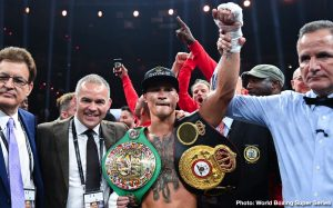 Regis Prograis - In a big surprise, Regis 'Rougarou' Prograis (24-1, 20 KOs) is buying out the remainder of his contract with promoter Lou DiBella and will be a free agent. Te former WBA light-welterweight champion Prograis has gone far with DiBella, but he's now looking to branch off with another promoter.