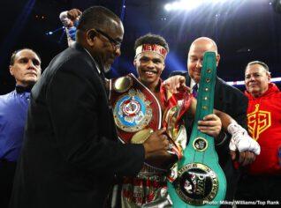 Amir Khan, Shakur Stevenson, Teofimo Lopez, Terence Crawford - Boxing News