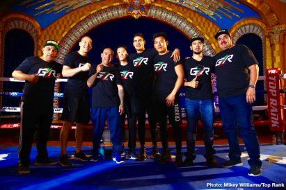 Anthony Crolla Gilberto Ramirez Tommy Karpency Vasily Lomachenko Boxing News
