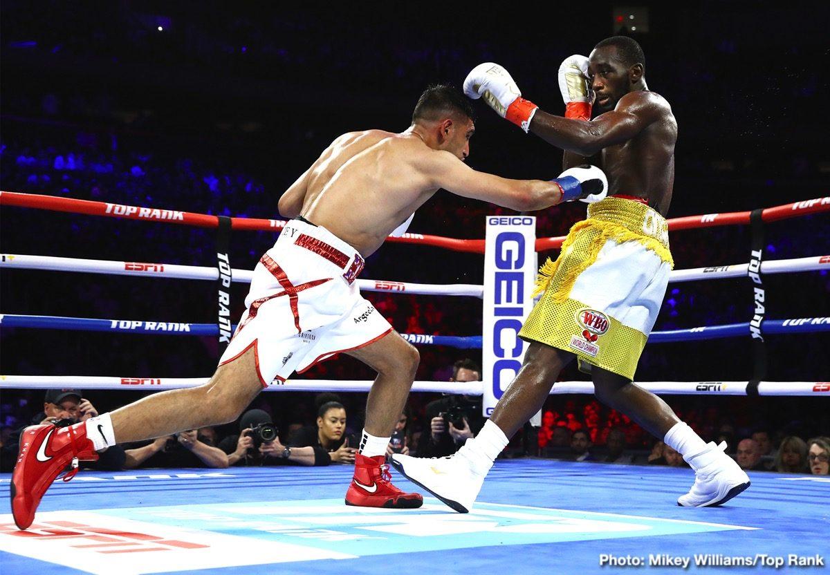 Amir Khan, Kell Brook - Boxing News