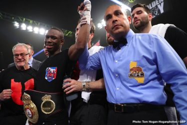 Joshua Franco Oscar Negrete Steve Claggett Boxing News Boxing Results