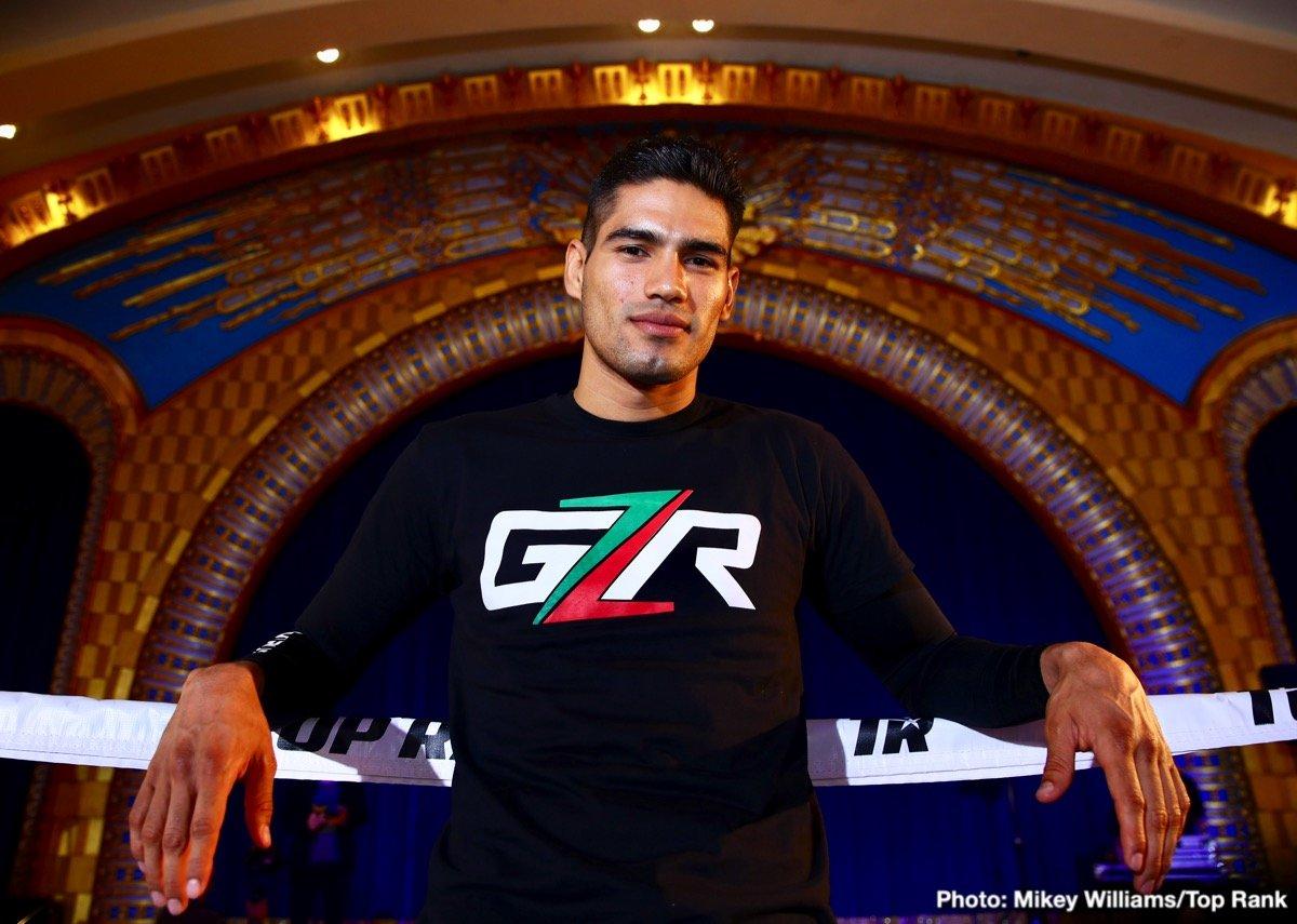 Gilberto Ramirez - Gilberto Ramirez