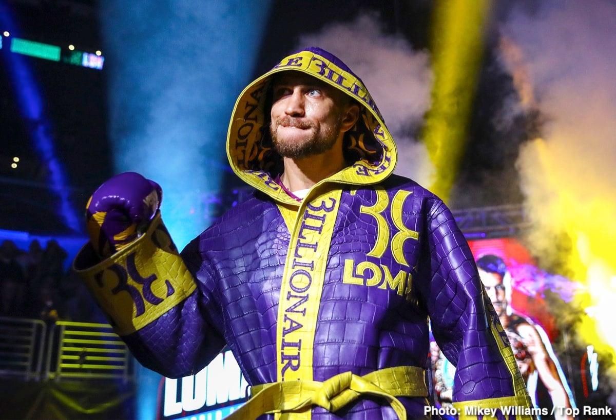 Vasiliy Lomachenko - Boxing News