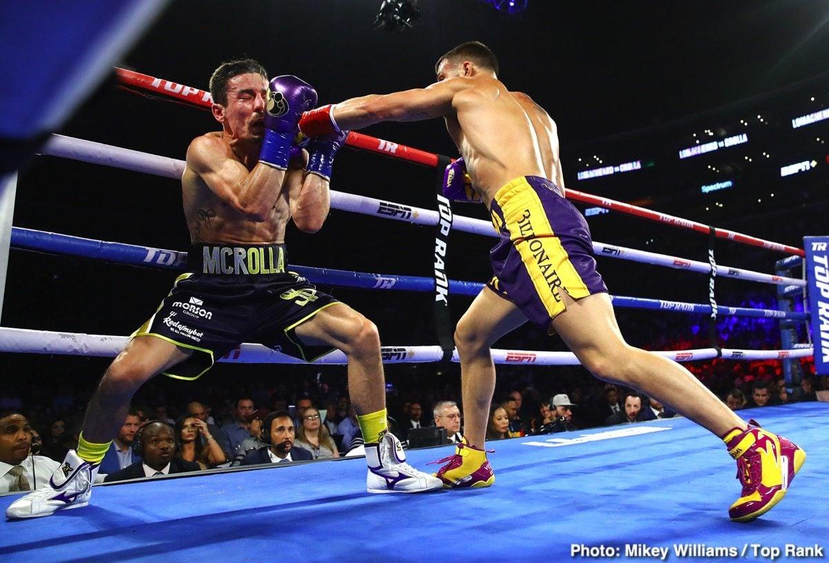 Teofimo Lopez Predicting Knockout Of ...