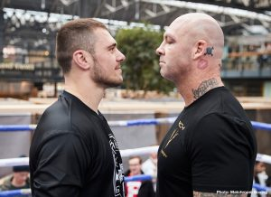 """Lucas Browne - Dave Allen insists there is """"zero chance"""" of Lucas Browne defeating him by knockout when they collide at the top of a huge Heavyweight bill at The O2 in London this Saturday, live on Sky Sports in the UK and DAZN in the US."""