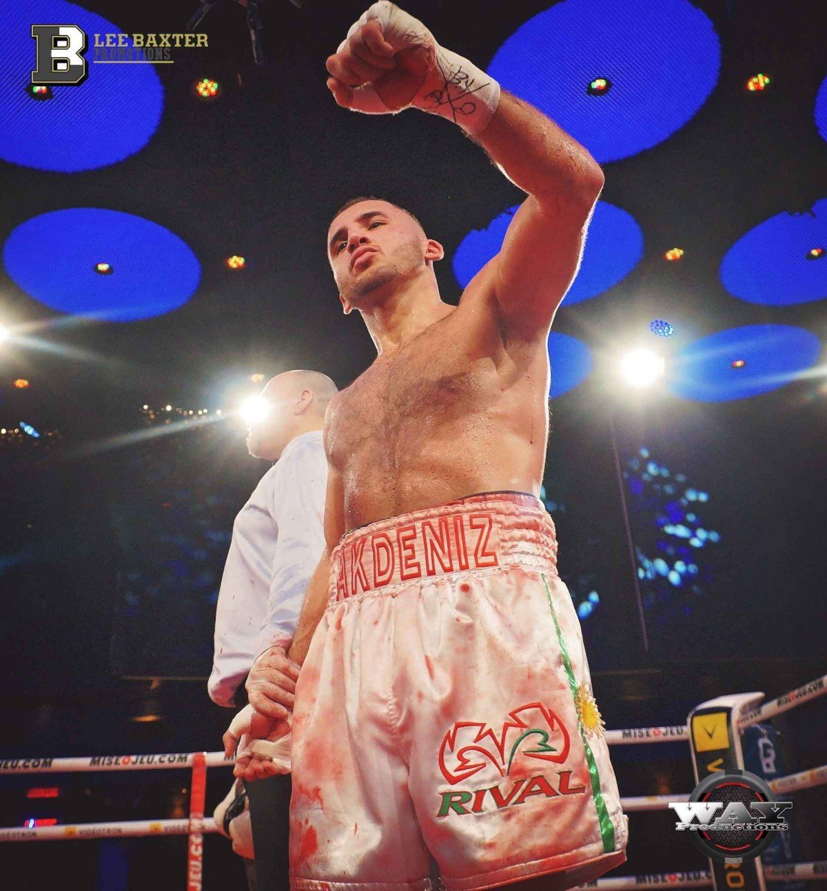 - Top lightweight prospect Mazlum Akdeniz added to his undefeated record on Saturday night, scoring an eight round unanimous decision over Jose Guillermo Garcia at the Montreal Casino in Montreal, QC.