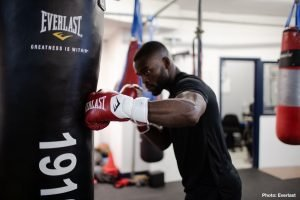 Joshua Buatsi - Everlast Worldwide, the world's leading manufacturer, marketer and licensor of boxing, MMA and fitness equipment, is delighted to announce that it has signed an exclusive equipment agreement with the undefeated British boxing sensation Joshua Buatsi.