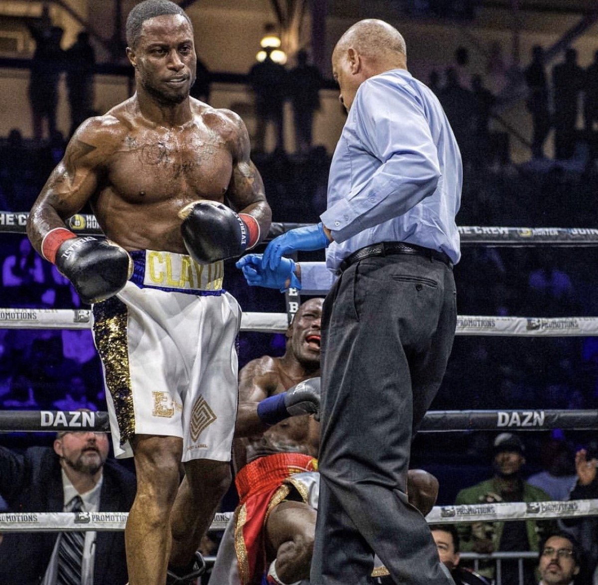 - It was a monstrous weekend for the stars of the Lee Baxter Promotions family over the weekend, on both sides of the border.