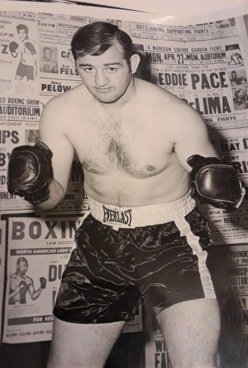 - Canastota, New York welterweight Dick DiVeronica embodies the true spirit of the New York State Boxing Hall of Fame: New Yorkers honoring New Yorkers for their accomplishments and achievements in boxing.