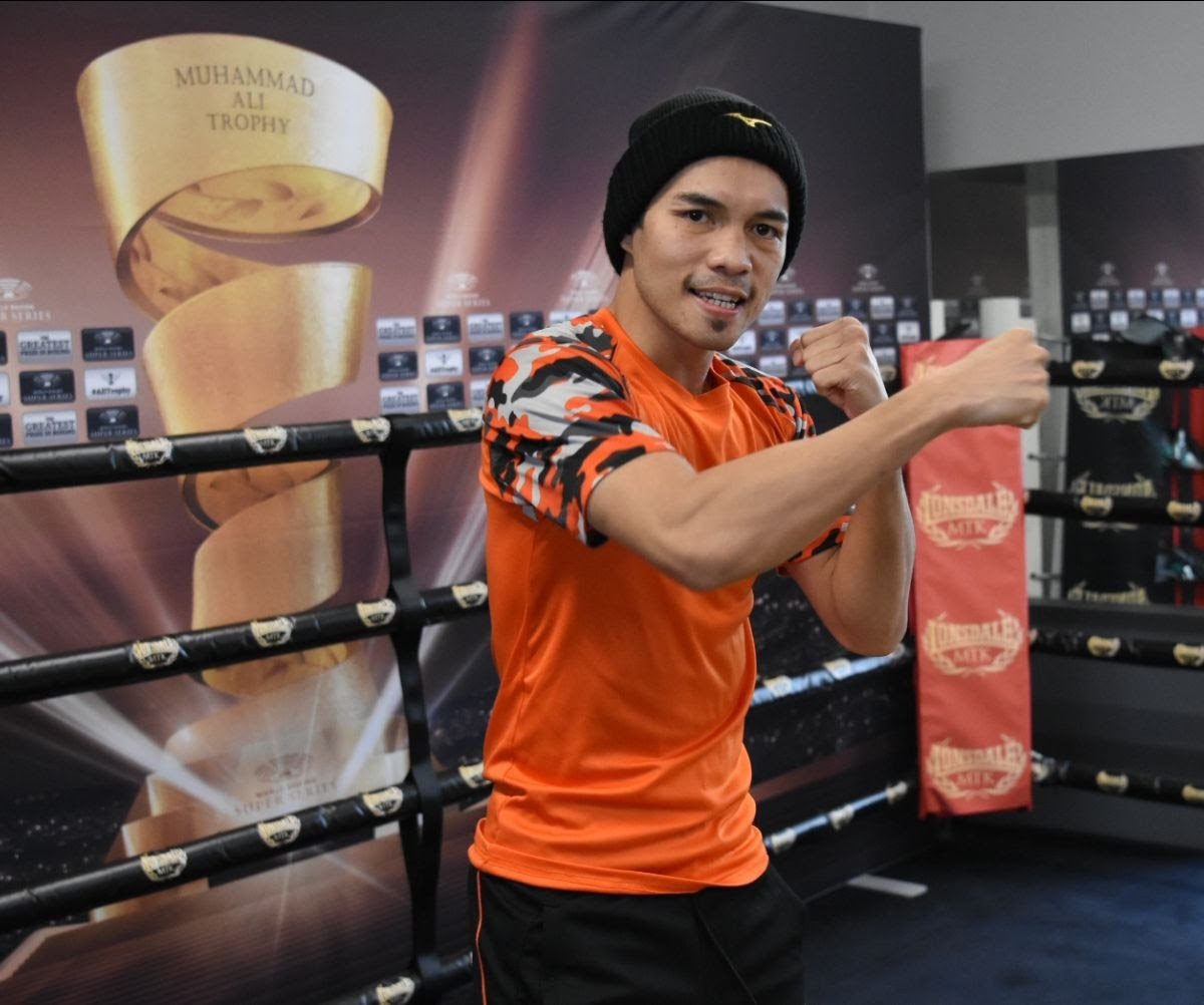 Nonito Donaire - South Africa's WBO World champion Zolani Tete (28-3, 21 KOs) is in a 'good place' and thanks Floyd Mayweather Sr. ahead of facing the WBC Diamond and WBA World champion, American-Philippine Nonito Donaire (39-5, 25 KOs), in the 118lb WBSS semi-final on April 27 at the Cajundome in Lafayette, LA, USA.