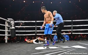 Kiryl Relikh - Regis Prograis and Nonito Donaire both produced masterclass performances to reach the finals of the World Boxing Super Series where the Ali Trophy awaits the winners.