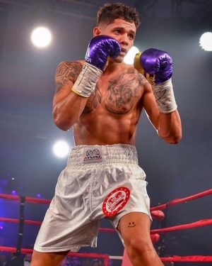 Bakhtiyar Eyubov - DiBella Entertainment has signed fast-rising super lightweight star Sonny Fredrickson (20-1, 13 KOs), of Toledo, OH, to an exclusive promotional agreement.