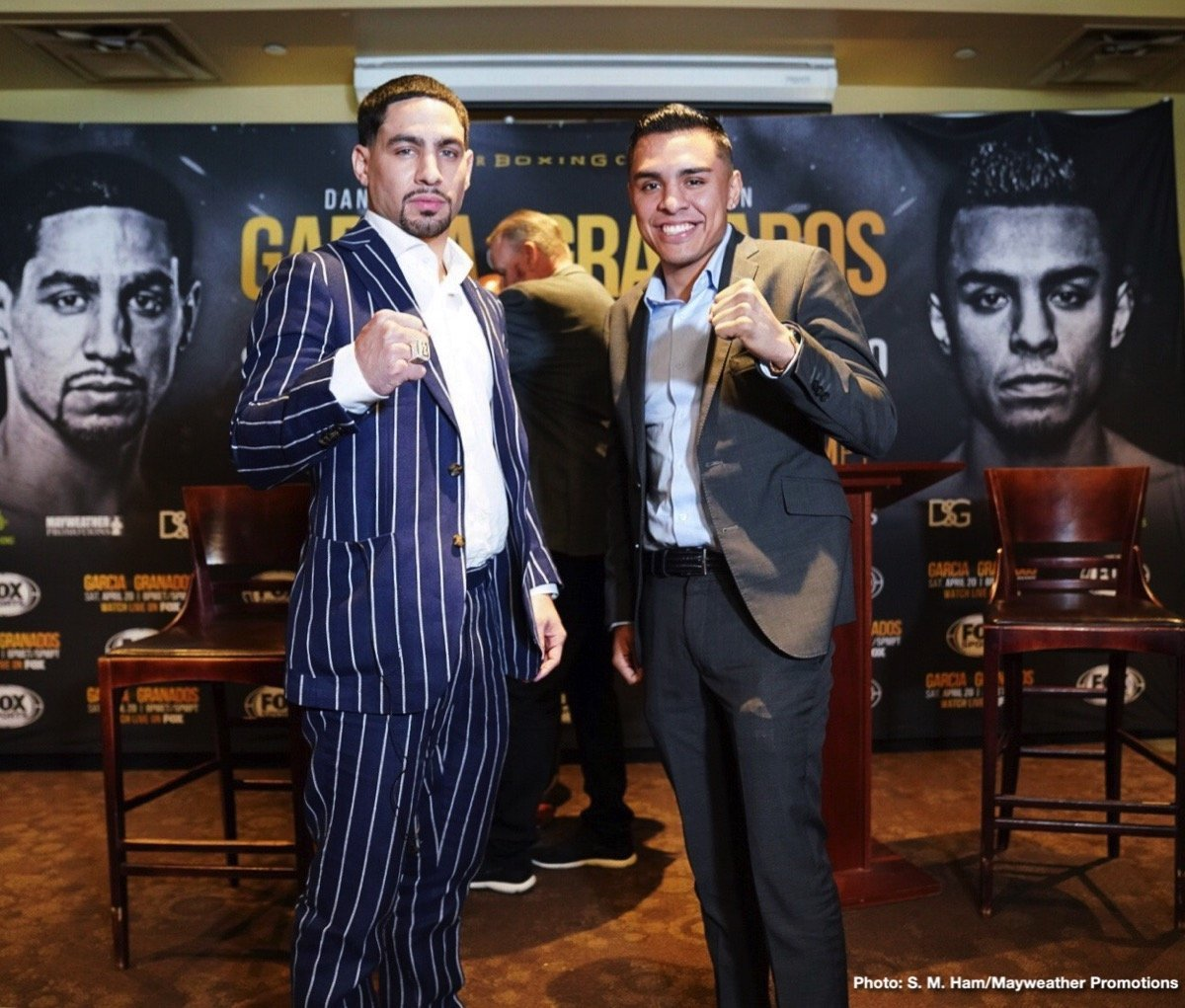 "Adrian Granados, Danny Garcia - Today, FOX Sports announces WBC Welterweight World Champion Shawn Porter joins International Boxing Hall of Famer Ray ""Boom Boom"" Mancini and host Kate Abdo live in FOX Sports' Los Angeles studios for coverage of FOX PBC FIGHT NIGHT: DANNY GARCIA VS. ADRIAN GRANADOS on Thursday, April 18 and Friday, April 19."