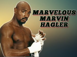 Marvin Hagler, Pernell Whitaker - Press Room