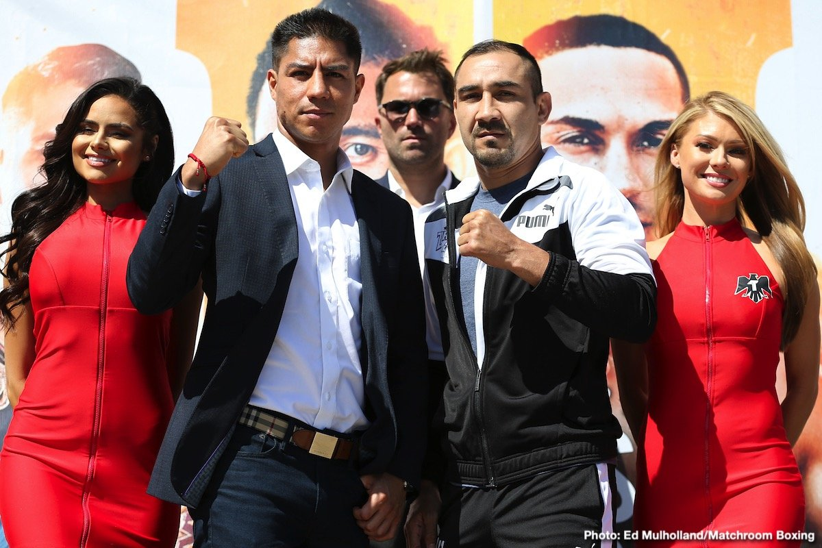 Daniel Roman Humberto Soto Jessie Vargas Juan Francisco Estrada Srisaket Sor Rungvisai TJ Doheny Boxing News