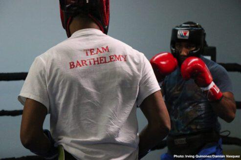 Rances Barthelemy, Robert Easter Jr. - Press Room