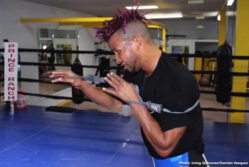 Rances Barthelemy, Robert Easter Jr. - Former two-division world champion Rances Barthelemy discussed changes to his training camp as he nears a vacant WBA Lightweight Title showdown with former lightweight champion Robert Easter Jr. taking place Saturday, April 27 live on SHOWTIME from The Chelsea inside of The Cosmopolitan of Las Vegas and presented by Premier Boxing Champions.
