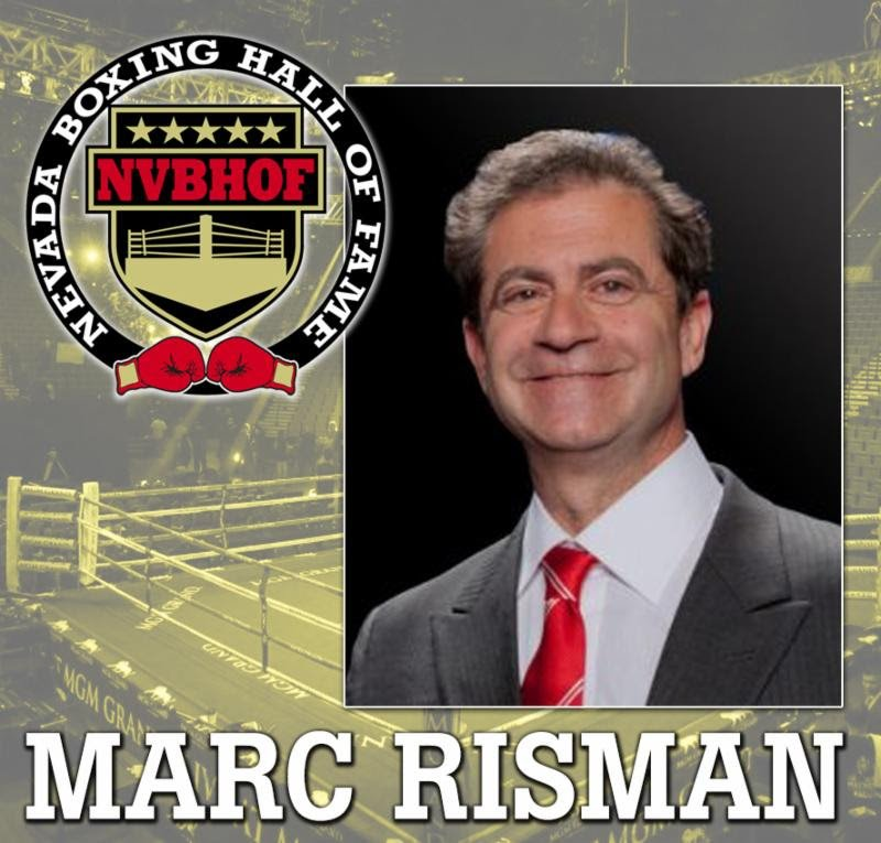 - Attorney and Counselor at Law Marc Risman has been elected to the Nevada Boxing Hall of Fame. Risman is the first attorney to be selected for legal representation of boxers, managers, trainers, boxing writers and promoters. Entering the Nevada Boxing Hall of Fame is considered one of the most prestigious honors within the sport of boxing.