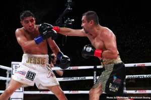 """Zaur Abdullaev - Jessie Vargas (29-2-1, 11 KOs) says his team is in negotiations for his next fight in December. The former two division world champion Vargas, 29, says the fight """"might be"""" against former WBO junior middleweight champion Liam 'Beefy' Smith (28-2-1, 16 KOs). This is a bad match-up on paper for the light hitting Vargas. Smith is experienced, and he can punch."""