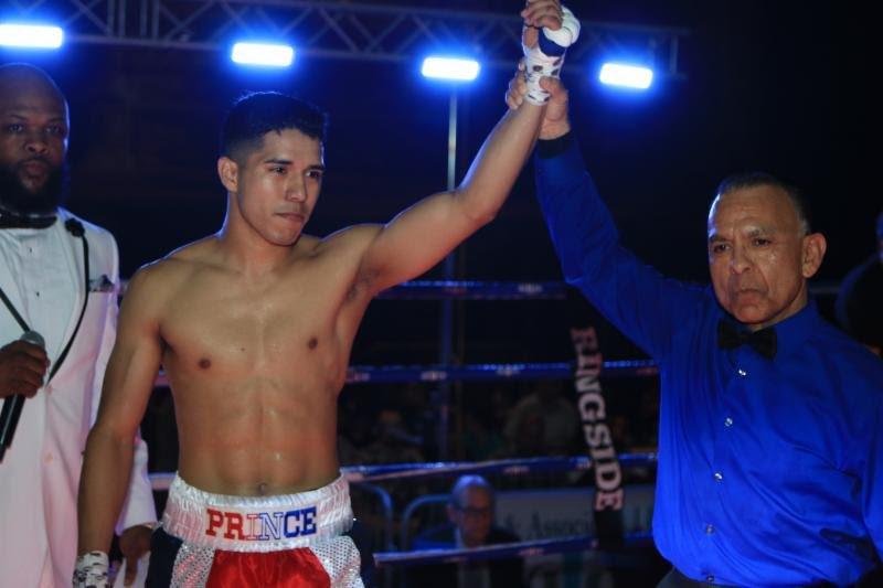 Gilbert Venegas Jr. Hector Coronado Boxing Results Press Room
