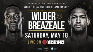 Dominic Breazeale - SHOWTIME Sports will present live streaming coverage of fight week events as WBC Heavyweight Champion Deontay Wilder defends his title for the ninth time against mandatory challenger Dominic Breazeale this Saturday live on SHOWTIME from Barclays Center in Brooklyn, N.Y.